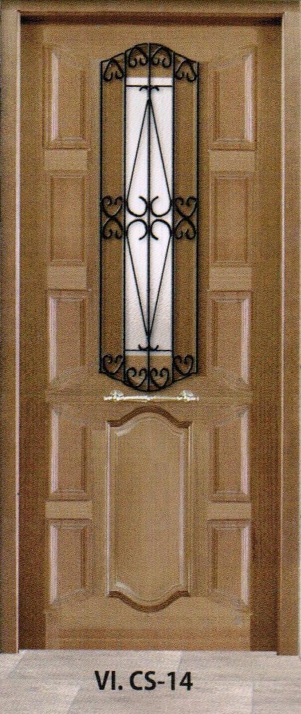 puerta madera modelo